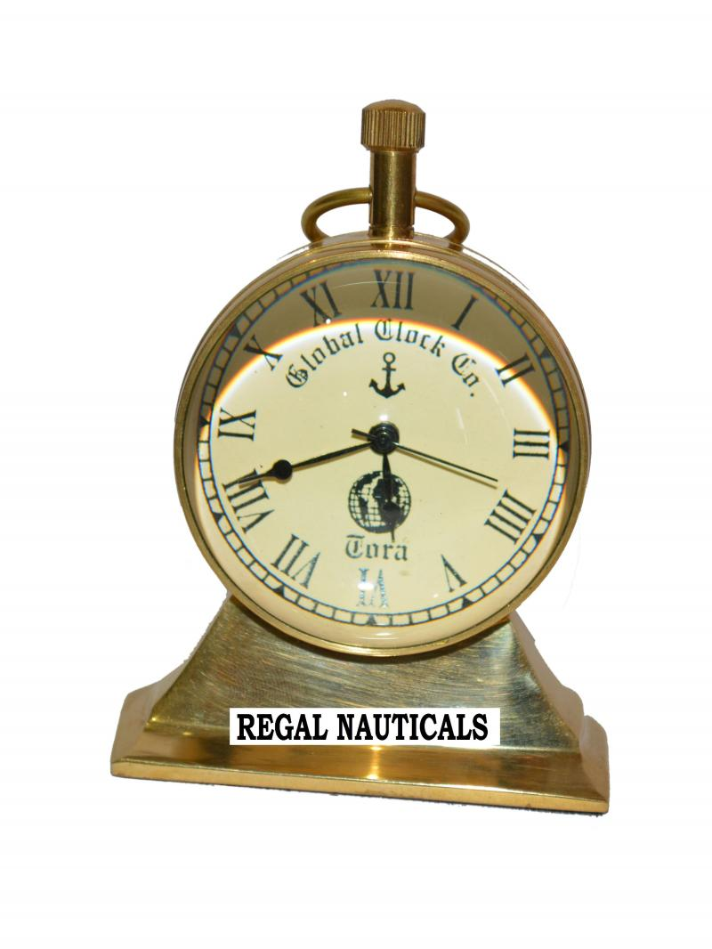 Regal Nauticals Decorative Wall Clock